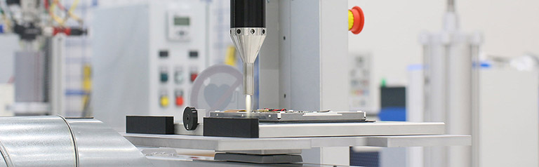 Für die Produktion zukunftsweisender Technologien